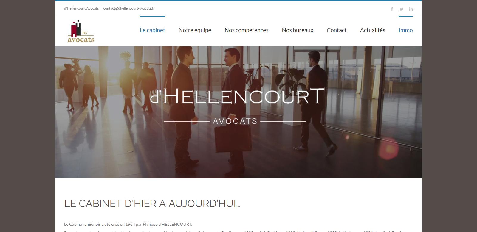 d'Hellencourt Avocats
