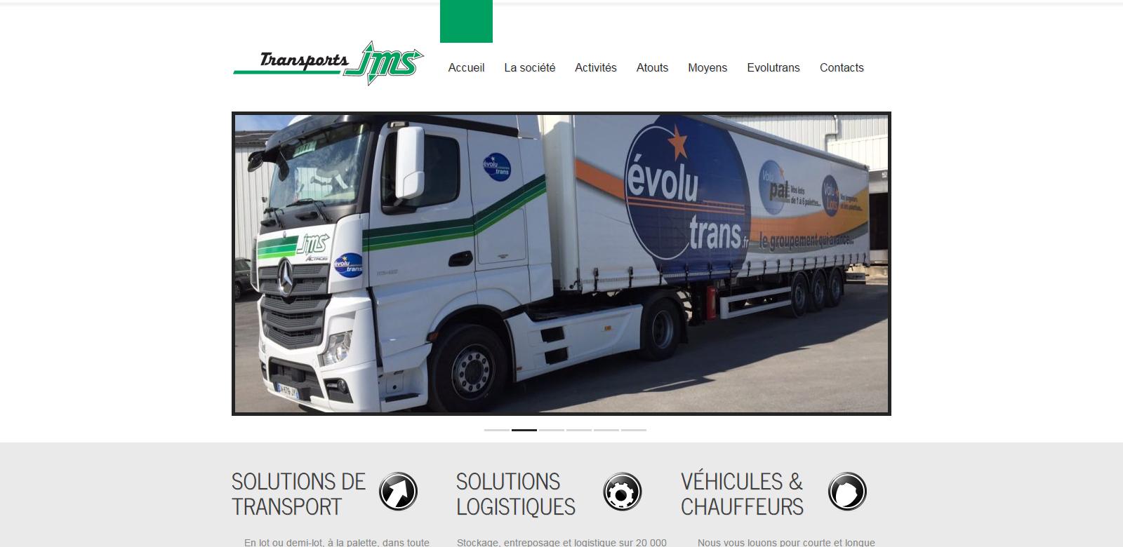 Transports JMS